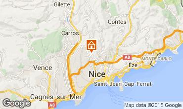 Karte Nice Villa 76387