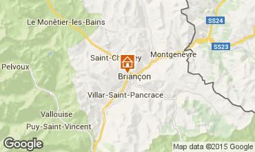 Karte Briançon Appartement 81119