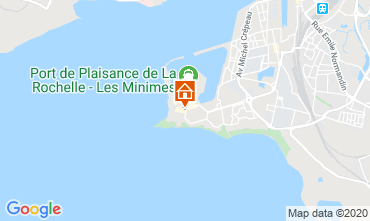 Karte La Rochelle Appartement 21860