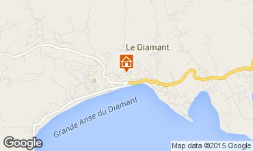Karte Le Diamant Appartement 97722