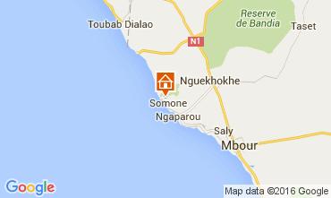 Karte La Somone Villa 105357