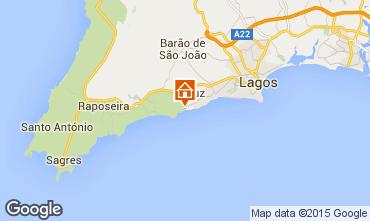Karte Lagos Appartement 84338