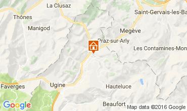 Karte Notre Dame de Bellecombe Appartement 107301