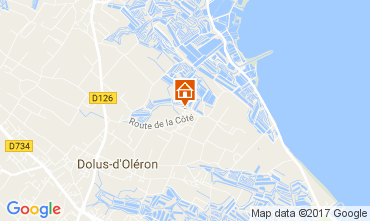 Karte Dolus d'Oléron Haus 108867