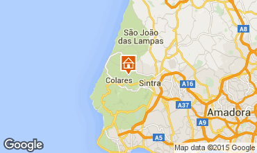 Karte Sintra Villa 58169