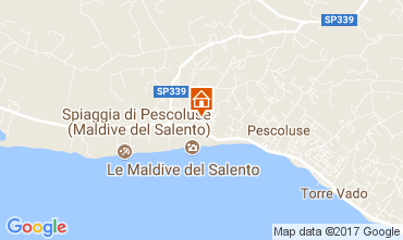 Karte Pescoluse Appartement 109200