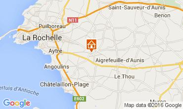 Karte La Rochelle Studio 104636
