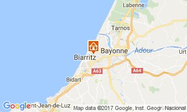 Karte Biarritz Haus 105500