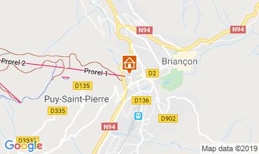 Karte Briançon Appartement 82894