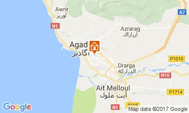 Karte Agadir Appartement 29452