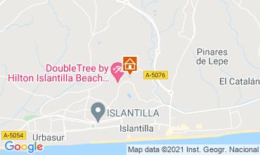 Karte Islantilla Villa 57396