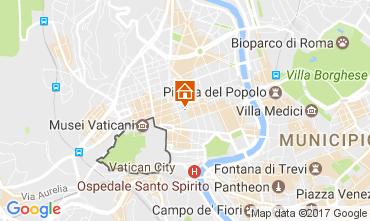 Karte Rom Appartement 105581