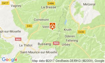 Karte Ventron Chalet 112488