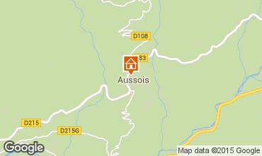 Karte Aussois Appartement 80820