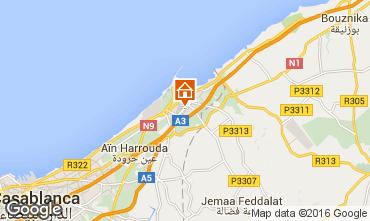 Karte Mohammedia Appartement 103236