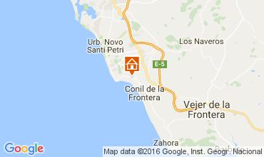 Karte Conil de la Frontera Villa 104290