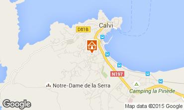 Karte Calvi Studio 51027