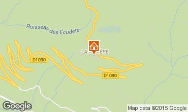 Karte La Rosière 1850 Studio 2486