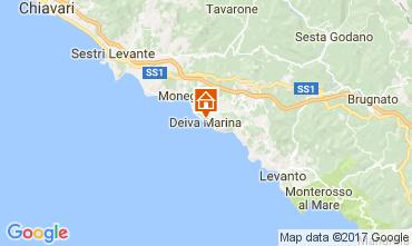 Karte Deiva Marina Appartement 110677