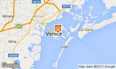Karte Venedig Appartement 21031