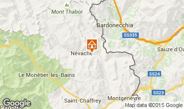Karte Névache Studio 59659