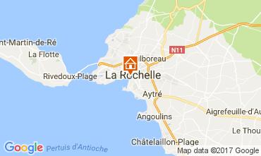 Karte La Rochelle Studio 109211