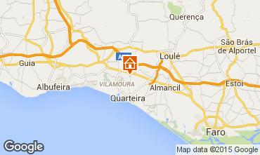 Karte Vilamoura Villa 55253