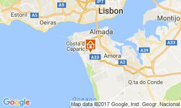 Karte Lissabon Studio 91278
