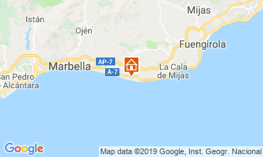 Karte Marbella Studio 101965