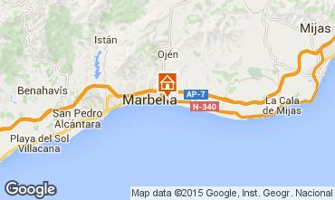 Karte Marbella Villa 19281