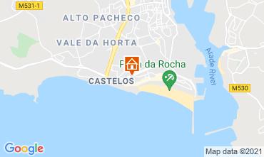 Karte Portimão Appartement 42335