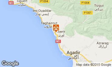 Karte Agadir Appartement 33595