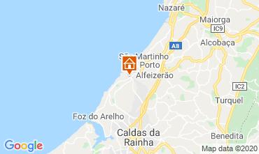 Karte São Martinho do Porto Haus 59623