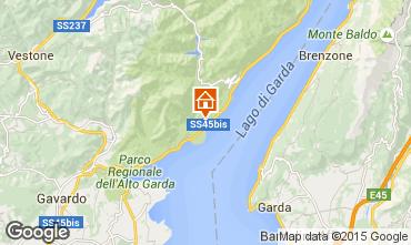 Karte Toscolano-Maderno Appartement 80837
