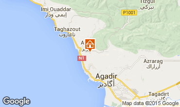 Karte Agadir Haus 93190