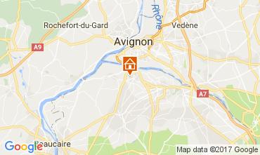 Karte Saint Rémy de Provence Villa 111549