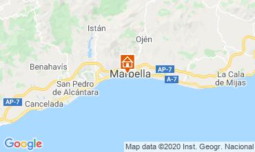 Karte Marbella Appartement 47714