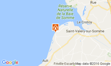 Karte Cayeux-sur-Mer Haus 106362