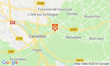 Karte Robion Haus 116564