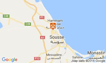Karte Sousse Appartement 96394