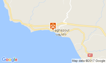 Karte Agadir Appartement 17091