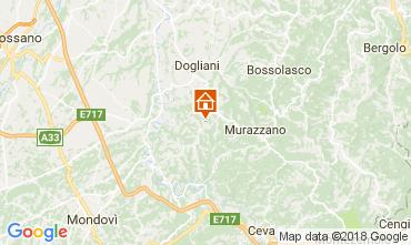 Karte Dogliani Haus 112651