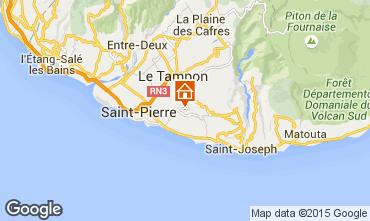 Karte Saint Pierre (R�union) Bungalow 94899