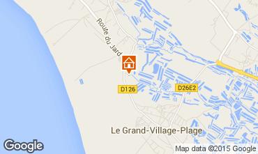 Karte Dolus d'Oléron Haus 91338