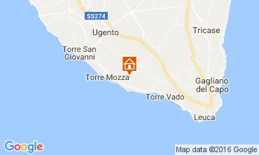 Karte Pescoluse Villa 88850