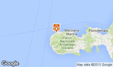 Karte Marciana Appartement 69962