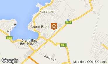 Karte Grand Baie Villa 67176