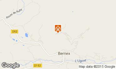 Karte Bernex Haus 4881