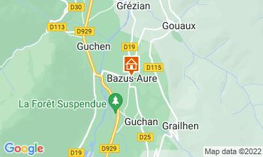 Karte Saint Lary Soulan Appartement 4408