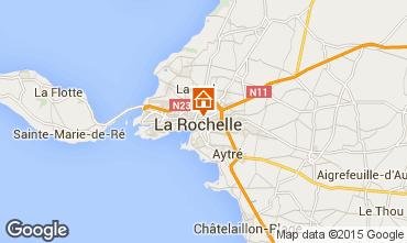 Karte La Rochelle Appartement 87160